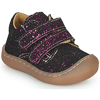Shoes Girl High top trainers Citrouille et Compagnie PIOTE Fuschia