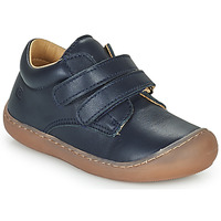 Shoes Boy High top trainers Citrouille et Compagnie PIOTE Marine