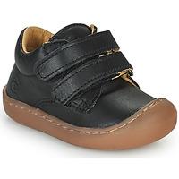 Shoes Children High top trainers Citrouille et Compagnie PIOTE Black