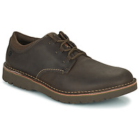 Shoes Men Derby shoes Clarks EASTFORD LOW Brown