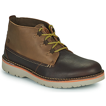 Shoes Men Mid boots Clarks EASTFORD MID Brown