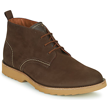 Shoes Men Mid boots Clarks FALLHILL MID Brown