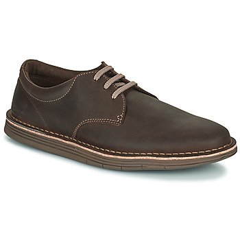 Shoes Men Derby shoes Clarks FORGE VIBE Brown