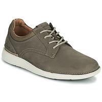 Shoes Men Derby shoes Clarks LARVIK TIE Brown