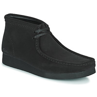 Shoes Men Mid boots Clarks Wallabee Boot2 Black
