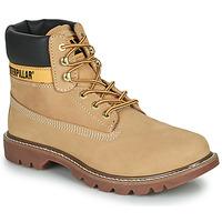 Shoes Men Mid boots Caterpillar COLORADO 2.0 Beige