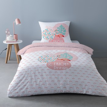 Home Bed linen Mylittleplace PINA PINKY White