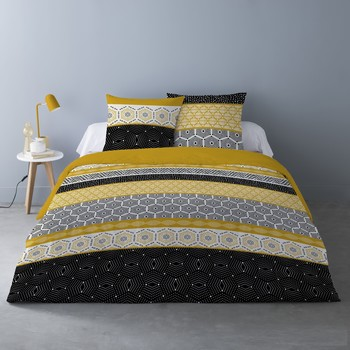 Home Bed linen Mylittleplace ALEX Yellow