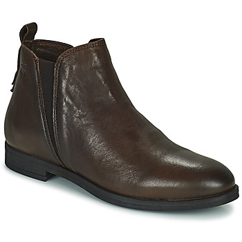 Shoes Women Mid boots Dream in Green LIMIDISE Chocolate