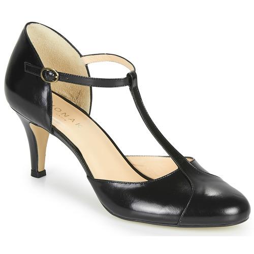 Shoes Women Court shoes Jonak BLOUTOU Black