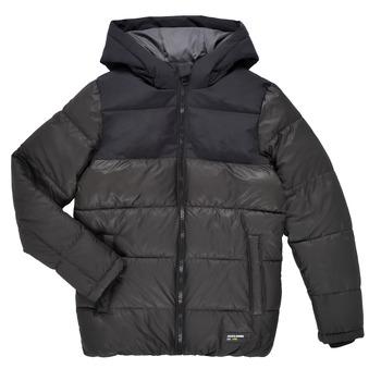material Boy Duffel coats Jack & Jones JJVENUS HEAVY PUFFER Black