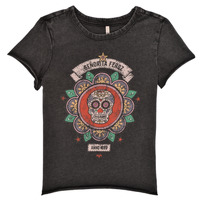 material Girl short-sleeved t-shirts Only KONLUCY Black
