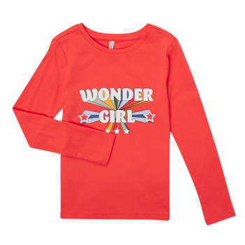 material Girl Long sleeved shirts Only KONTINNA Pink