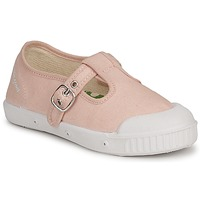 Shoes Children Low top trainers Springcourt MS1 CLASSIC K1 Pink