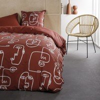 Home Bed linen Today SUNSHINE 6.2 Red