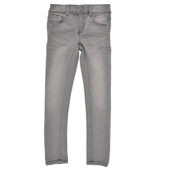 material Girl slim jeans Name it NKFPOLLY DNMTASIS Grey