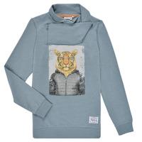 material Boy sweaters Name it NKLKUVAU LS SWE Blue