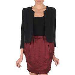 material Women Jackets / Blazers Lola VICTORIA DOPPIO Black
