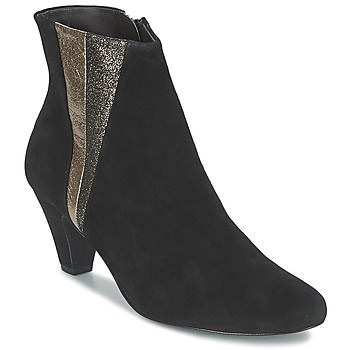 Shoes Women Ankle boots Bocage MINDY Black