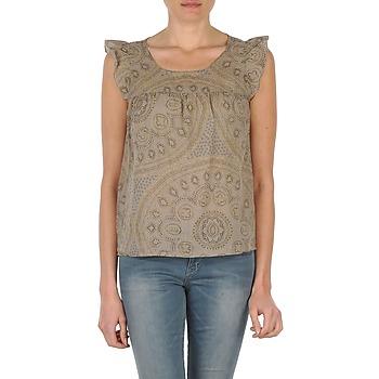 T-shirts & Polo shirts Bensimon SADIE TAUPE 350x350