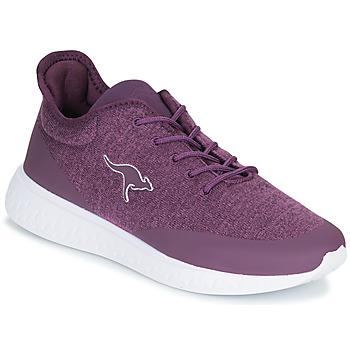 Shoes Women Low top trainers Kangaroos K-ACT SCREEN Violet