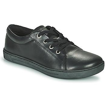 Shoes Children Low top trainers Birkenstock ARRAN KIDS Black