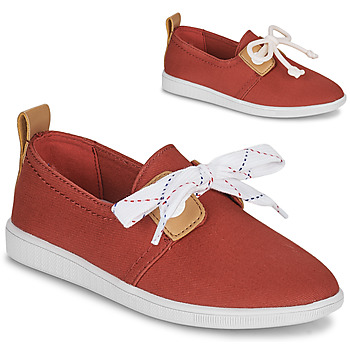 Shoes Children Low top trainers Armistice VOLT ONE Red