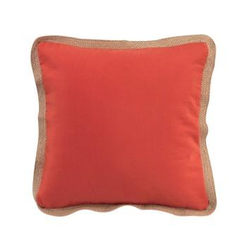 Home Cushions Douceur d intérieur KELONIA Orange