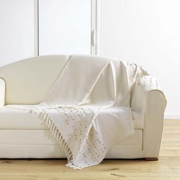 Home Blankets, throws Douceur d intérieur GOLDEN SUNSET Beige