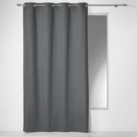 Home Curtains & blinds Douceur d intérieur PANAMA Slate