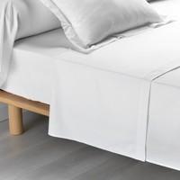 Home Sheet Douceur d intérieur PERCALINE White