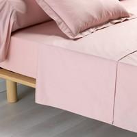 Home Sheet Douceur d intérieur PERCALINE Pink