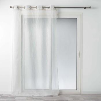 Home Sheer curtains Douceur d intérieur VERONE Sable
