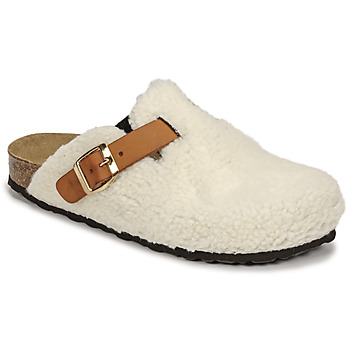 Shoes Women Slippers Casual Attitude NEW White