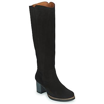 Shoes Women Boots Casual Attitude HAPI Black