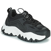 Shoes Women Low top trainers Buffalo TRAIL ONE Black