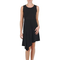 material Women Short Dresses Joseph LEENA Black