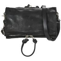 Bags Women Shoulder bags Airstep / A.S.98 GASCON Black