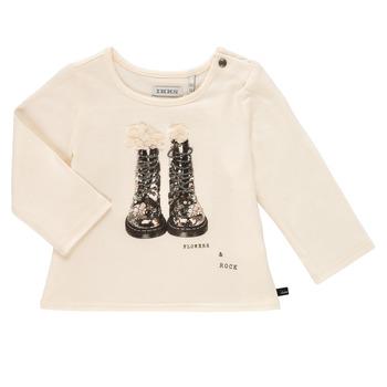 material Girl Long sleeved shirts Ikks PAON White