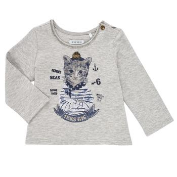 material Girl Long sleeved shirts Ikks PERSAN Grey