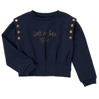 material Girl sweaters Ikks GRENAT Marine