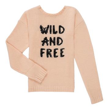 material Girl jumpers Ikks ISABELLE Pink