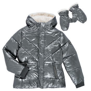 material Girl Duffel coats Ikks OLIVE Silver