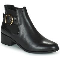 Shoes Women Ankle boots Minelli ALINNA Black