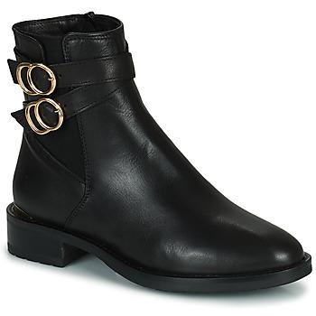 Shoes Women Mid boots Minelli LISA Black