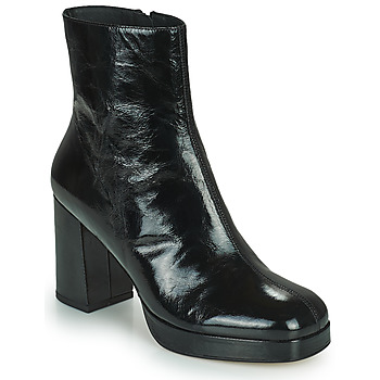 Shoes Women Ankle boots Minelli BETTYNA Black
