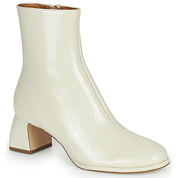 Shoes Women Ankle boots Minelli CREMIA Beige