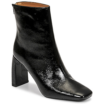 Shoes Women Ankle boots Minelli CREMIA Black