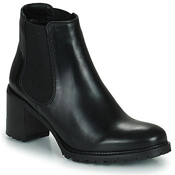Shoes Women Ankle boots Minelli PETRINA Black