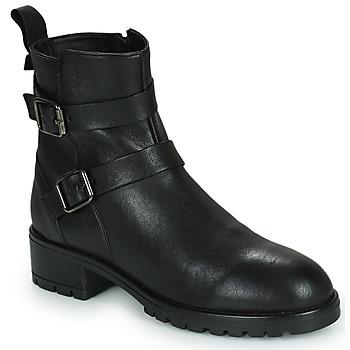 Shoes Women Mid boots Minelli LISTERIA Black